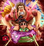 Wreck-it Ralph by iassu
