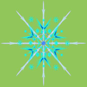Snowflake level 4 by Xeir-Zith