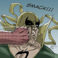 Iron Fist'd by MarkHRoberts