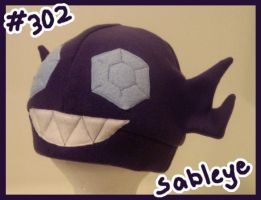 Sableye hat by Hazuza