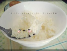 I Rice by kazelisa