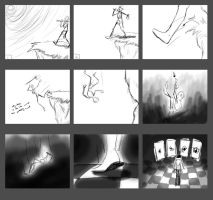 Storyboard 1 for Animation... by StephanieReeves