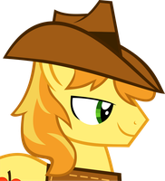 Braeburn - Applejack's cousin by abydos91