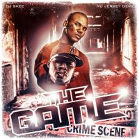 The Game Crime Scene Mixtape by elmoye