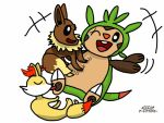 Chespin tickled by chelate