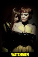 Watchmen - Mother and Daughter by YagiPhotography