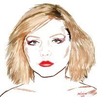 Debbie Harry by jayceeloop