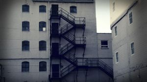 Stairwell by tinabob