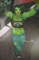 She-Hulk2 by torqueartstudio by cerebus873