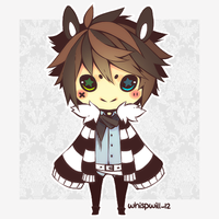 Merc was Here by whispwill
