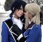 What would you do without me - Reisi/Seri Cosplay by SirFancypantsIV