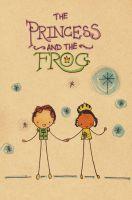 The Princess and the Frog by Pinkie-Perfect