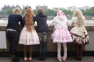 Arigato: Lolitas 2 by ggeudraco