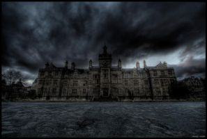 The Mental Asylum i by Jamie-Knop