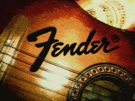 Fender by BizoneTheMighty