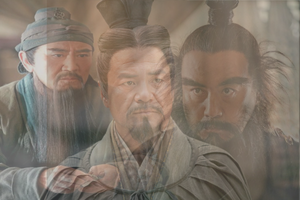 Three Brothers of China by ZhugeLiang101