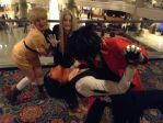 ALUCARD!!!....What are you doing? by femaleflametamer