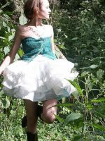 Grocery Bag Tutu by TwistedTextiles