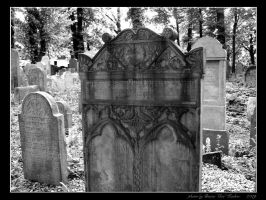 Jewish graveyard IV by Lady-CaT