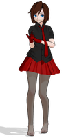 MMD - ~Love Is War~ Model Request (WIP) by Rayne-Ray