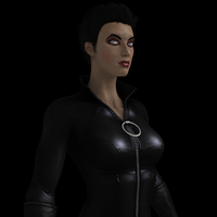 IGAU - Catwoman - Selina Kyle DLC by Postmortacum