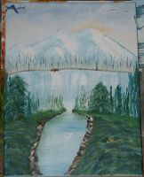 September 2012 painting by Silver-she-wolf-14