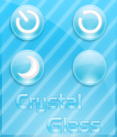 Blue Crystal by Skynix