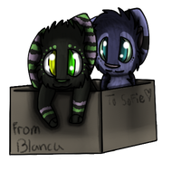 Small gift by SheepMaker