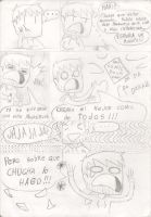 Comic n1 dilema de muchos by DanteSagittariKnight