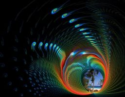 Tunnel to Paradise by eReSaW