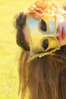 Behind the Mask VII by Michaella-Designs