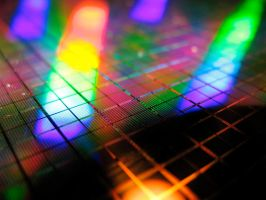 Silicon Wafer by Sonic840
