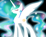 Celestia Wallpaper by Samantha062104