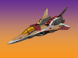 Alpha Fighter 2 by ltla9000311