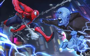 Amazing Spider man 2 by MaxGrecke