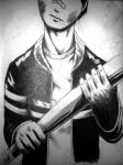 Marcus-Deadly Class by 19darkknight87