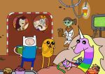 Adventure time! (look the speedpaint in youtube) by zero-maister