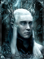 Thranduil by LadyCyrenius