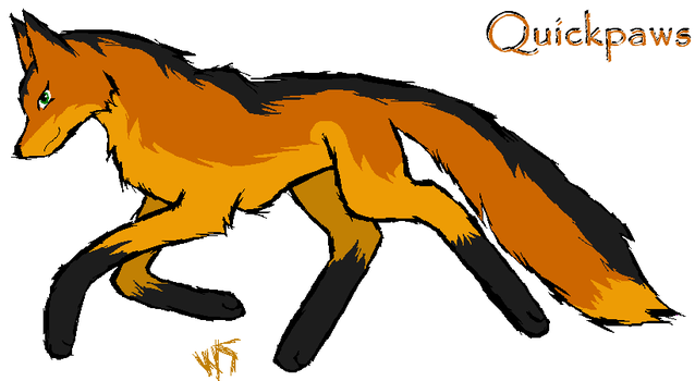 Quickpaws by XWolf-ShadowX