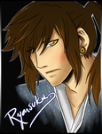 Ryousuke Second Beauty Shot by BurningArtist