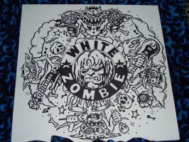 White Zombie by Evangeline05