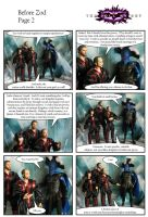 Before Zod 2 by thedollknight