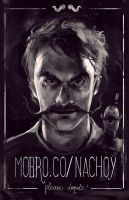 MOVEMBER CONTEST by nachoyague