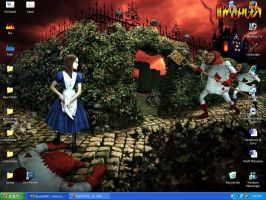 Desktop Screenshot Alice by Tahn