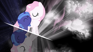 Sisterly Love - Heavens Bond (With Text) by Silentmatten