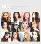 Nana from Orange Caramel / After School Icons Pack by TataMalfoy