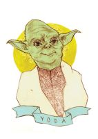 YODA by wilred