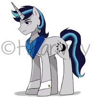 Silver Eclipse by Amber-Lunei