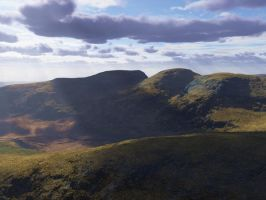 Scafell Pike by mr-miley