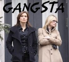 Gangsta SVU by Kim88Animator